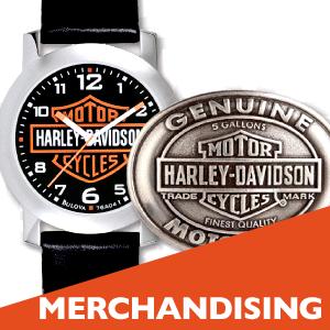 Merchandising Harley-Davidson