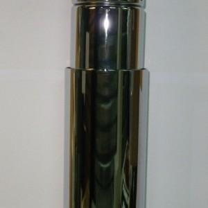 Amortiguador cromado (54537-08A) -  Amortiguador Harley-Davidson cromado Dyna Fat bob 09-13 - 69