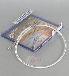 Cable de freno Magnum (PED1741-0802) - Cable de freno superior Magnum cromado 7-16 27 pulgadas - 69,97 - 46,50