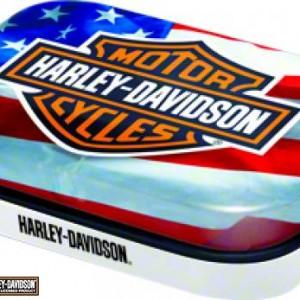 Cajita de caramelos harley-Davidson USA (PR81185) Cajita de caramelos de menta de colección-5.50