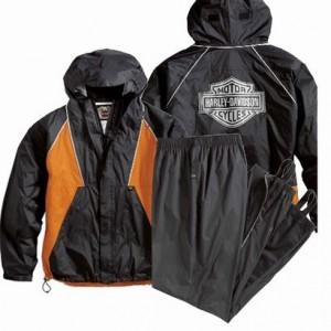 Traje de agua Harley-Davidson Canal Street (98246-06VM) Traje ultra-ligero con bolsa en capucha para llevarlo sin que ocupe espacio.( XS-M) 155