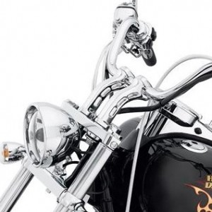 Kit torres Harley-Davidson ranuradas