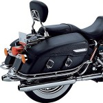 Kit de protecciones de alforjas Nostalgic Harley-Davidson