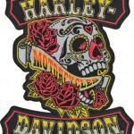 Parches Harley Davidson online Baratos  en Cantabria Harley Davidson