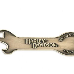 Abre botellas Harley-Davidson