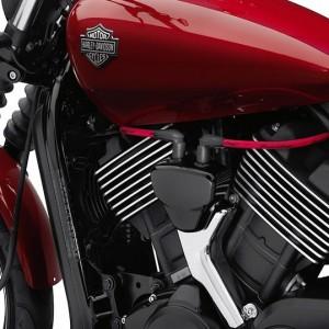 Cables de bujías Screamin Eagle en rojo de 10mm