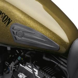 Kit de almohadillas para el depósito Harley-Davidson