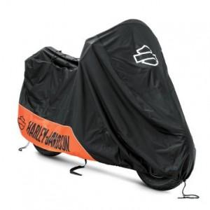 Funda Harley-Davidson para motocicleta de interior/exterior