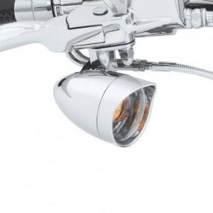 Aros embellecedores lentes delanteras tipo bala
