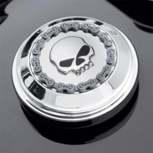 Embellecedor del tapón de gasolina colección Skull & Chain