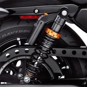 Amortiguadores traseros totalmente ajustables Screamin Eagle Harley-Davidson
