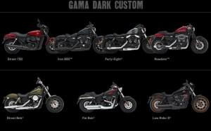 collage dark custom