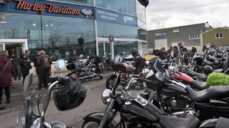 Instalaciones Cantabria Harley-Davidson