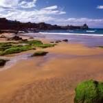 playa arenal de moris caravia
