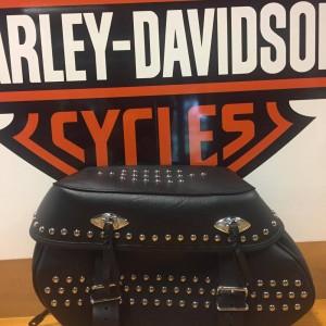 Alforja izquierda Harley-Davidson Heritage Softail Classic
