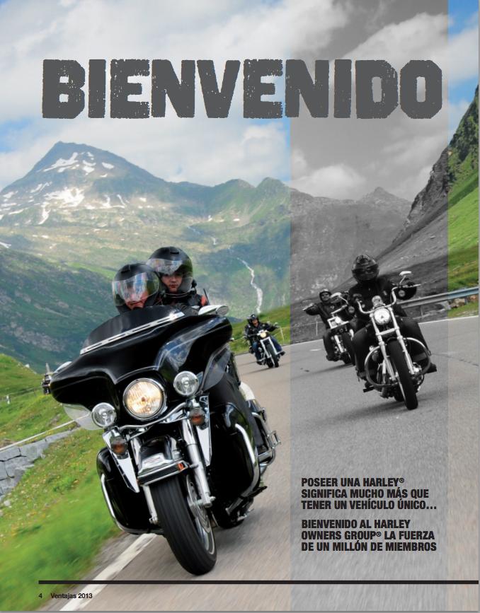 HOG Harley Davidson Cantabria