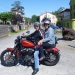 prueba harley davidson gratis paseo moto demostracion demo cantabria bilbao asturias