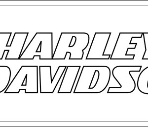 Pegatina Harley-Davidson Inside (GPDX986883) Pegatina para cristal Dimensiones 6#Uf020 W x 3#Uf020 H-6