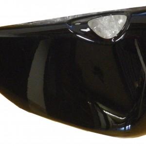 Tapa depósito de aceite (66252-04) -  Tapa Harley-Davidson negro brillo para el depósito del aceite en modelos XL - 59