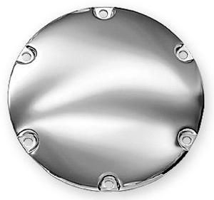 Tapa derby cover cromada (34760-04) - Tapa de embrague derby cover Harley-Davidson cromada para modelos XL1200C-L-V 04 en adelante - 29,50
