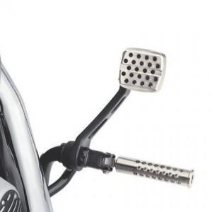 Almohadilla del pedal de freno colección Silencer