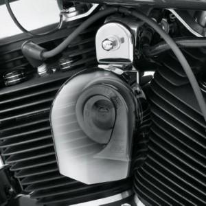 Kit de bocina de elevada potencia con fijación lateral