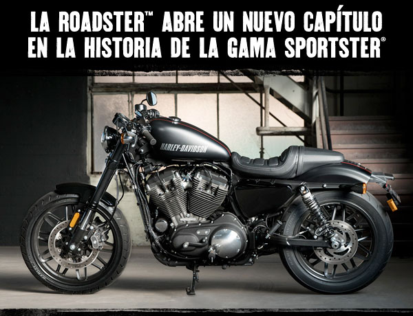 XL1200CX Roadster Harley