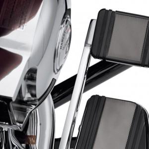 Almohadilla del pedal de freno colección Diamond Black