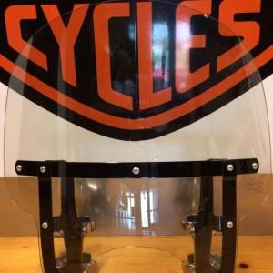 Pantalla compacta de desmontaje rápido Harley-Davidson
