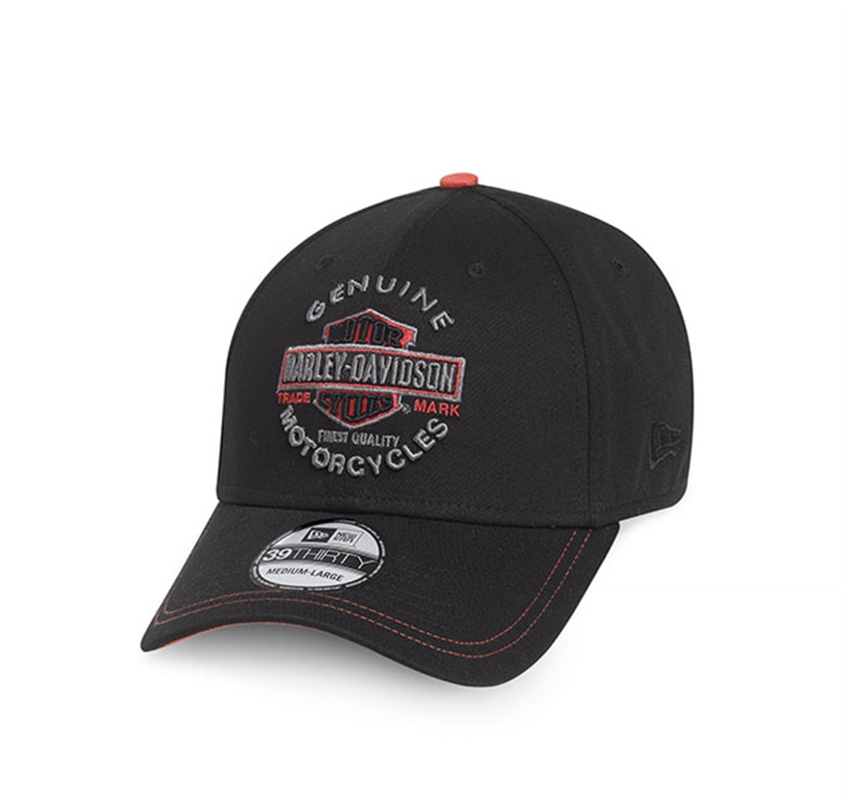 Gorra Harley-Davidson Genuine Trademark 39THIRTY Cap 615681c3c65