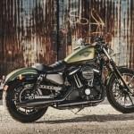 dark custom IRON 883
