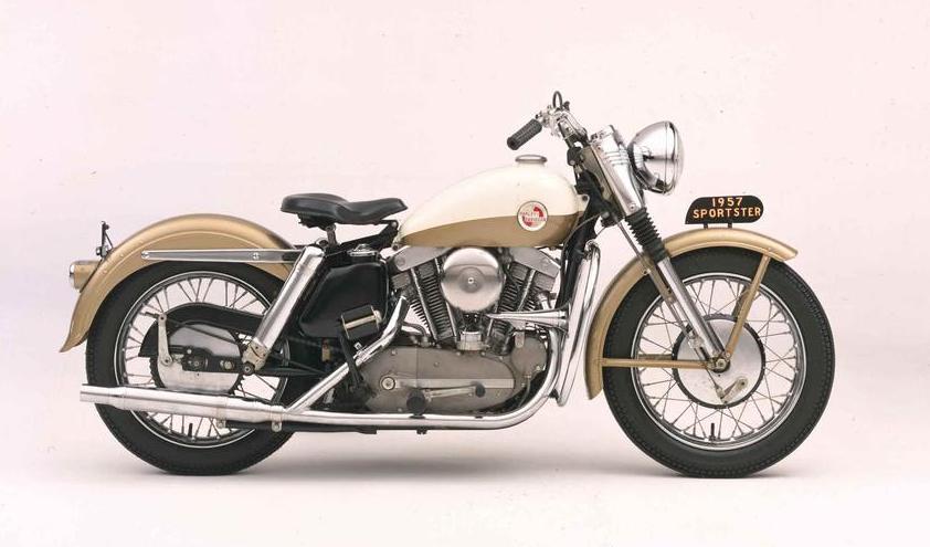 Harley-Davidson Sportster (1)