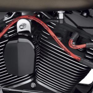 Cables de bujías 10 mm Screamin Eagle - Rojo
