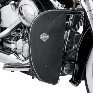 Carenados inferiores blandos envolventes Harley-Davidson Softail