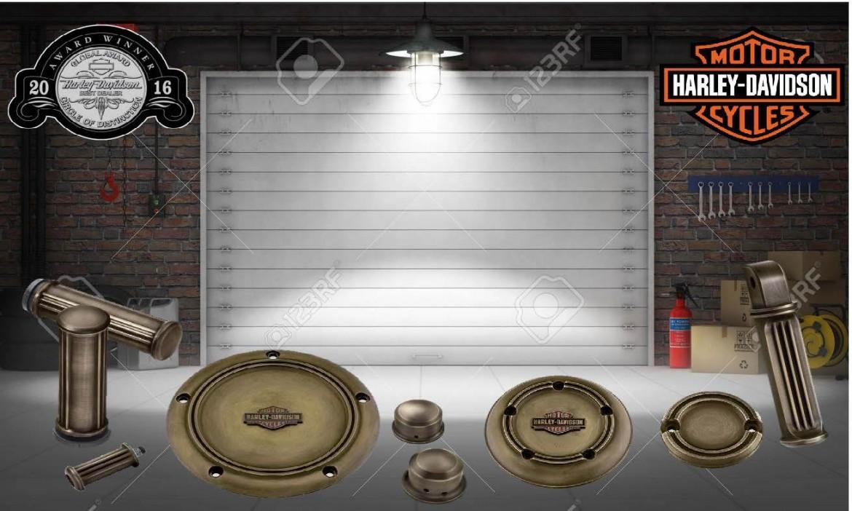 Descubre la nueva colección Brass para tu Harley-Davidson