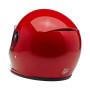 Casco BILTWELL Homologado Lane Splitter - Rojo brillo