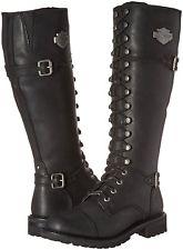 Botas Harley Davidson® Women's Beechwood 15″ Motorcycle Boots Black