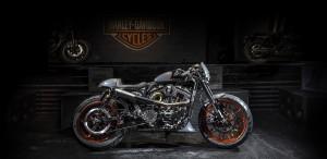 Custom King 2017_Harley-Davidson Perugia (Italia)_Bombtrack