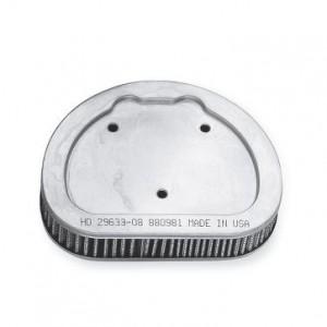 Elemento filtrante del filtro de aire del equipamiento original de Harley-Davidson