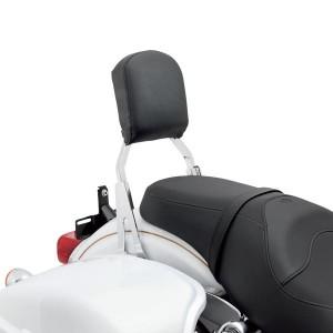 Almohadilla del respaldo del asiento trasero estilo medallón o minimedallón