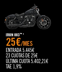 Cuaota Iron 883