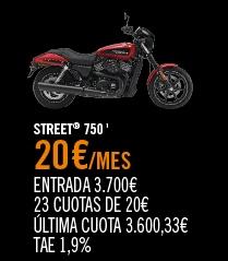 cuota Street 750