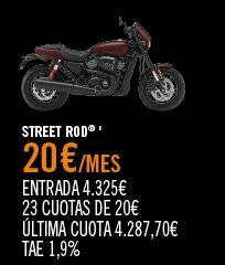 cuota Street Rod