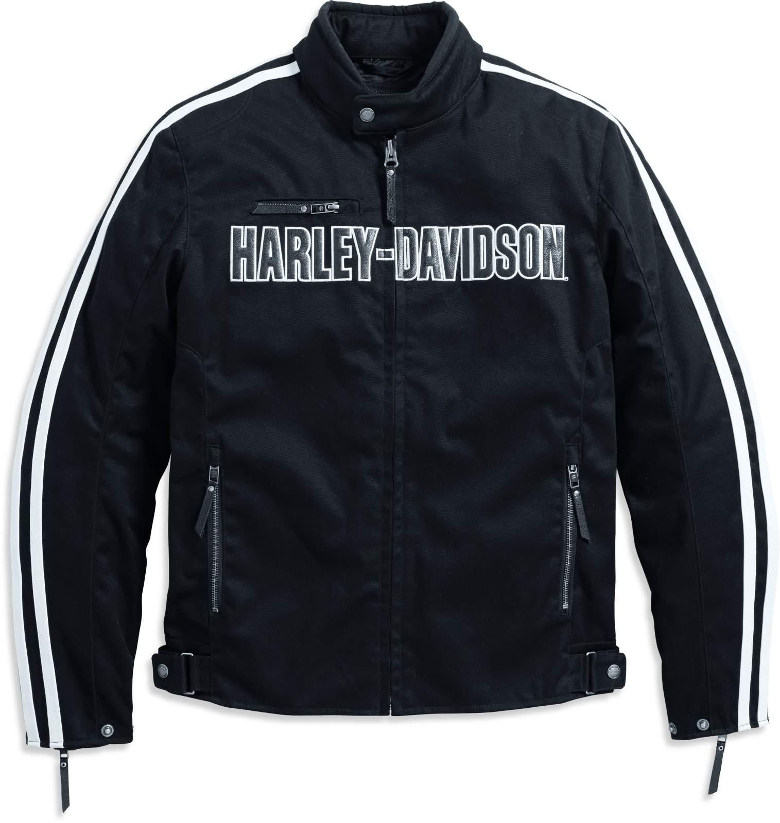 venta minorista 14b40 3cc32 Cazadora Harley-Davidson Textil Jacket Rally Riding EC