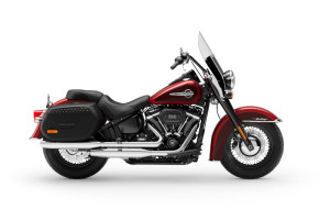 MY19 FLHCS Heritage Classic 114. Softail. INTERNATIONAL ONLY