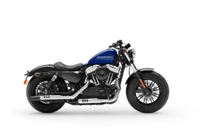 MY19 XL200X Forty-Eight. Sportster. INTERNATIONAL ONLY
