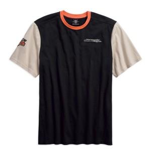 Camiseta para hombre Harley-Davidson® Mens Screamin' Eagle Colorblock Tee