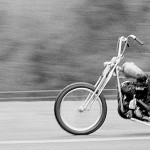 libertad en moto