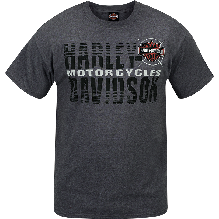 "8a6e567d5f09d Camiseta Harley-Davidson Dealer"" Name Fade"""