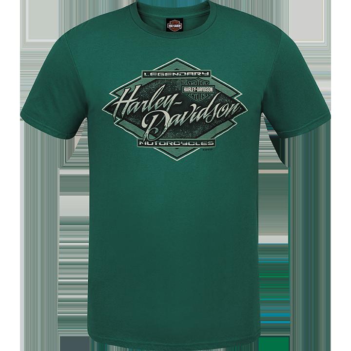 "Camiseta Harley-Davidson Dealer "" Legend Diamond"" 00d8df9572195"